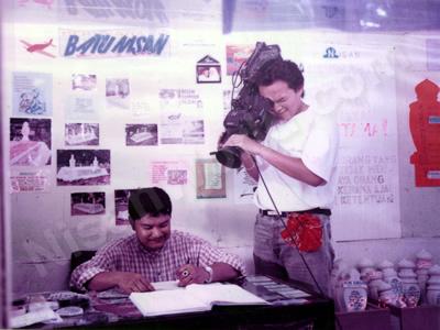 ini telah diambil di Kedai Batu Nesan Mohd Azhar pada 29/12/1999